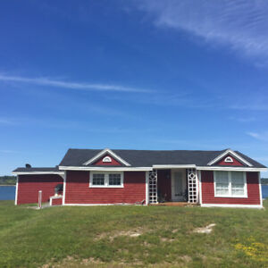 Beautiful Cottage for Sale on Bay of Fundy