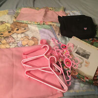Baby Girl Crib/Toddler Lot