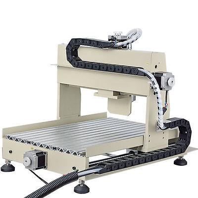 400w 3 Axis Cnc 3040 Router Engraver Desktop Engraving Drilling Milling Machine