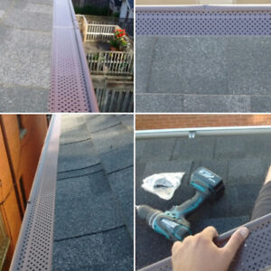 Gutter & Eavestrough Repair or Replacement 289-933-0377