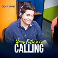 Your Future is Calling...Answer the Call and Join Our Team!