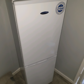 Garde a 3 momths old 5ft ice King fridge freezer can deliver