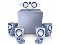 Audio Video cinema surround sound system (Denon / Mordaunt Short)