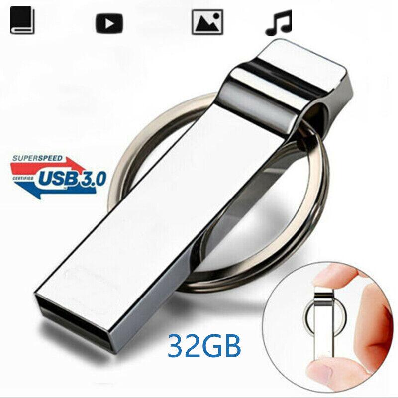 Keychain USB 3.0 Flash Drives Pen Drive Flash Memory USB Sti