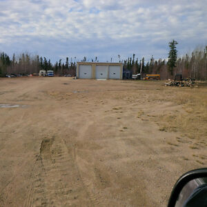 Shop for rent in La Ronge