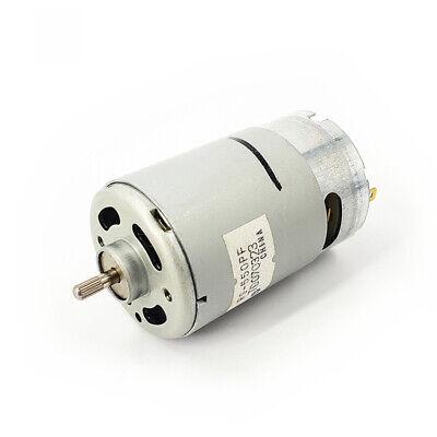 Mabuchi Rs-550pf Dc 12v 14.4v 18v 20000rpm High Speed Power Electric Tool Motor
