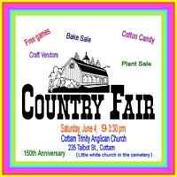 150th Anniversary Country Fair,  Cottam, Ontario