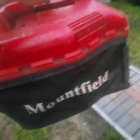 Mountfield back box