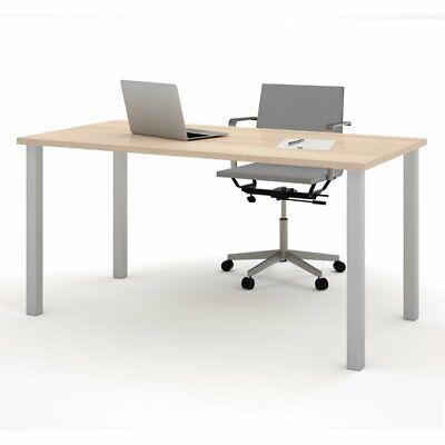 Bestar 30 X 60 Work Table In Northern Maple