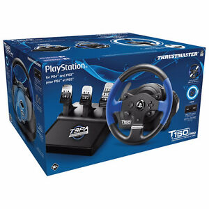 Thrustmaster T150 PRO Racing Wheel for PS3/PS4/PC - NEW IN BOX