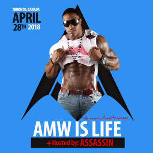 AMW IS LIFE - The Return of the Sexiest Male Dancers on Earth