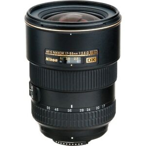 Nikon DX lens 17-55mm F2.8G-ED