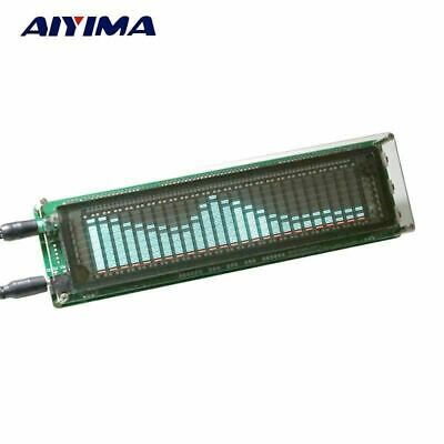 15 Level Vfd Music Audio Spectrum Indicator Amplifier Board Vu Meter Speed Adju