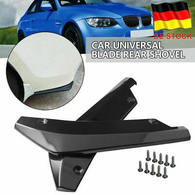 2x Universal Vorne Stoßstange Frontlippe Flaps Spoiler Splitter Frontschürze