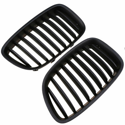 Front Left & Right Grille Grill for BMW F07 Gran Turismo 535i GT 550i 2013-2017