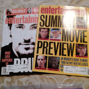 Entertainment Weekly 1992