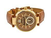 Michael Kors Sawyer Whiskey Chronograph Watch