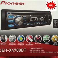 Pioneer , bluetooth mp3,USB, AUX IPOD, IPHONE ...,Garante un ans