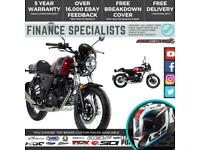 Lexmoto Tempest GT 125 125cc Retro Classic Motorbike UK Delivery Finance