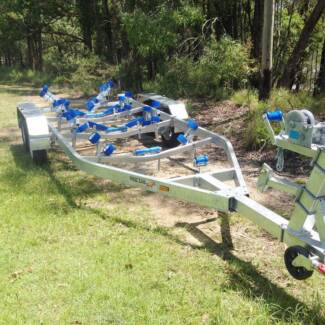 Swiftco Trailers Townsville 6.9 Metre Boat Trailer (3000kg) Garbutt Townsville City Preview