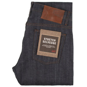 Naked & Famous - Weird Guy (Size 29) - Stretch Selvedge