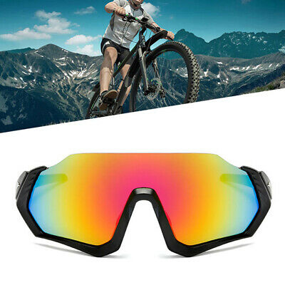 Men Women Cycling Glasses Road Bike Sunglasses UV Protection Bicycle Eyew (Womens Cycling Glasses)
