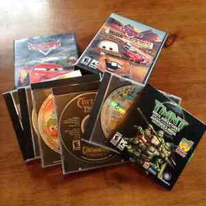Assorted Computer Games