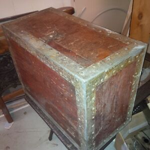 Carpenters tool box -Vintage/Antiques
