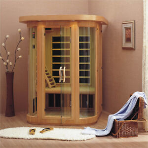 2 person Infrared Sauna – AcuRelax® - Overstock Inventory Sale