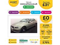 BMW 318 2.0 2009MY i SE FROM £31 PER WEEK !
