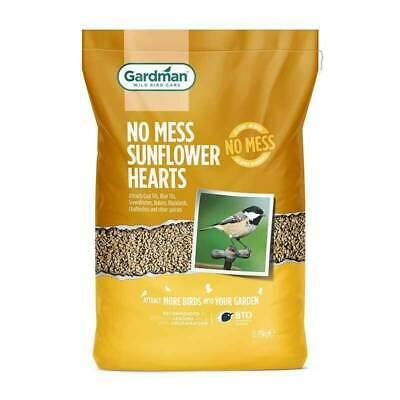 Gardman Premium Sunflower Hearts