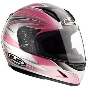 HJC Full-Face Motorcycle Helmet - CL-Y - Mint Condition