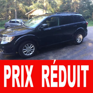 Dodge Journey  *** rapport CarProof inclus ***