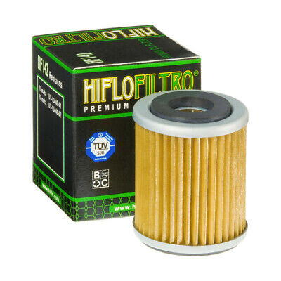 OIL FILTER HIFLO HF142 HIFLO <em>YAMAHA</em> YFM400 FW BIG BEAR 4X4 03 06