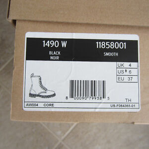 Brand new Dr.martens and Rockport. Peterborough Peterborough Area image 2