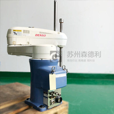Denso 4 Axis Scara Robots Hm-4aa04e2gm W Controller Rc7m-hmg4ba 1000mm 20kg