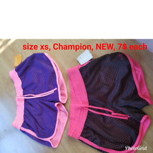 Short, champion NEW With ticket