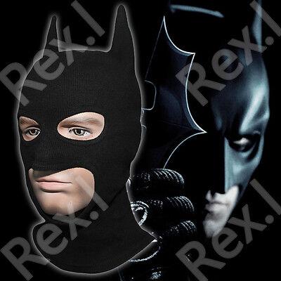 BATMAN - THE DARK KNIGHT - Movie Batman Military Mask Balaclava Hood Helloween