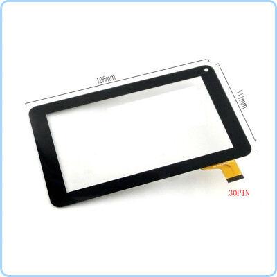 New 7 inch Touch Screen Panel Digitizer Glass For Hipstreet Titan 2 HD tablet PC segunda mano  Embacar hacia Argentina