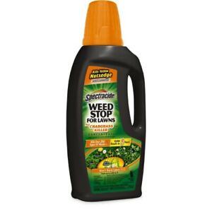 Spectracide Weed Stop For Lawns & Crabgrass Killer Concentrate