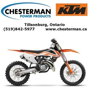 2017 KTM 150 SX London Ontario image 1