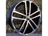 """18"""" Golf 7 GTD Style on Tyres for VW Audi Seat ETC"""