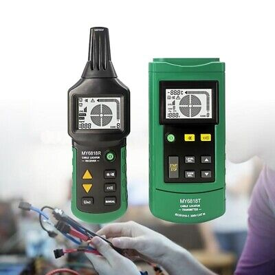 Proffessional My6818 Wire Locator Finder Tracker Telephone Line Network Tester