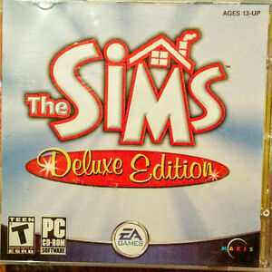 Sims PC Games for 13 & up