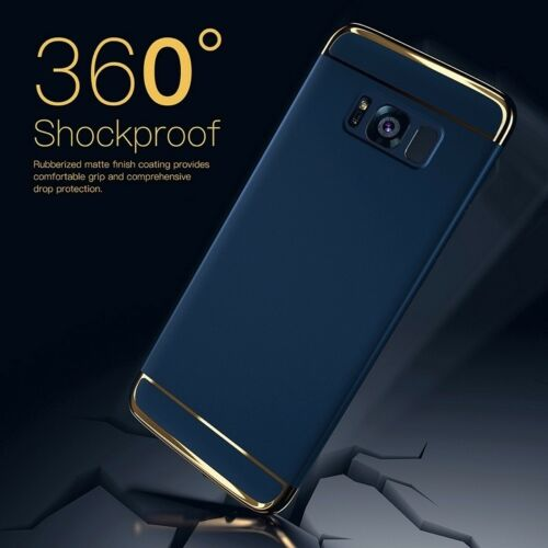 Fr Samsung Galaxy S7 S8 S9 S10 Plus Shockproof Hard Rugged P