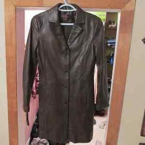 Danier Women's Leather Jacket $50 Neg.