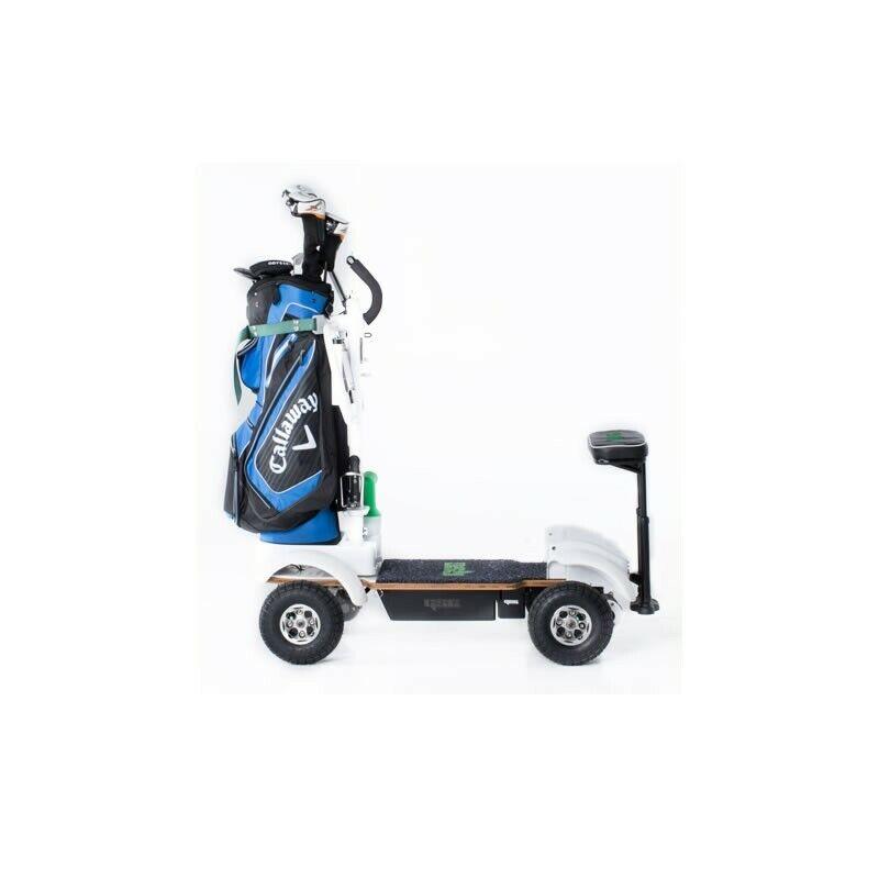 GSC v2. golf skate caddy, golf board.