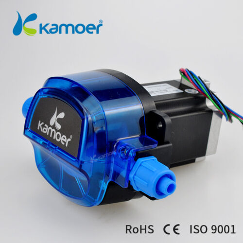 Kamoer KHL-12V-3 rollers S24 Micro Peristaltic Dosing Metering Transfer Pump