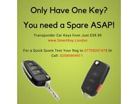We Do Everything Car Keys! + *Best Price Guarantee* Smartkey London