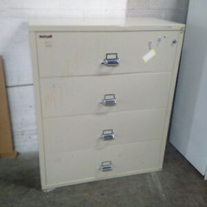 FireKing Fireproof File Cabinets 4 drawer Laterals